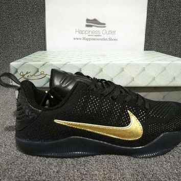 DCCKGQ8 NIKE kobe 11 elite fade to black