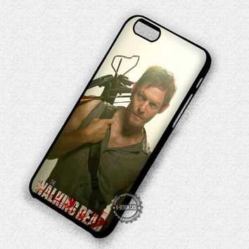 Crossbow Walking Dead Daryl Dixon Norman Reedus Movie - iPhone 7 6S 5 SE 4 Cases & Covers