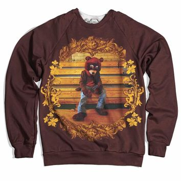 Sad Bear Sweater