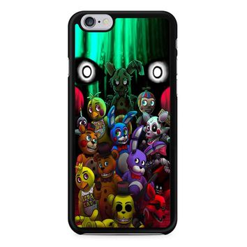 Five Nights At Freddy S Fnaf iPhone 6/6s Case