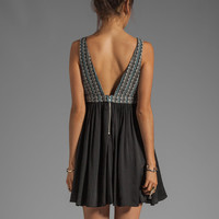 Ladakh Frontier Dress in Black from REVOLVEclothing.com