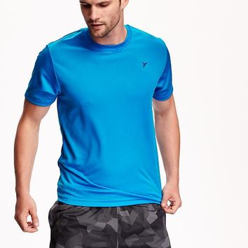 Old Navy Mens Go Dry Cool Tees