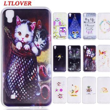 Case For LG X Power Cases High Quality Cartoon Thin Silicone Soft Phone Back Cover For LG X Power K220Y Cases Mobile Phone Shell