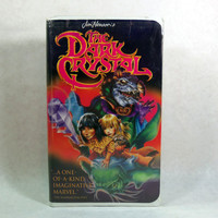 The Dark Crystal VHS, 1994