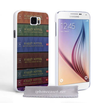 Harry Potter Paperback Box Set if00  for iPhone case and Samsung galaxy case