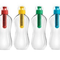 Bobble BPA Free Water Bottle Set 6 Assorted Colors, 18-Ounce