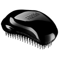 Tangle Teezer Brush - The Authentic Tangle Teezer Detangling Brush Black