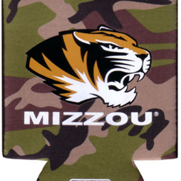 university of missouri - koozie pocket camo 12 dp Case of 144