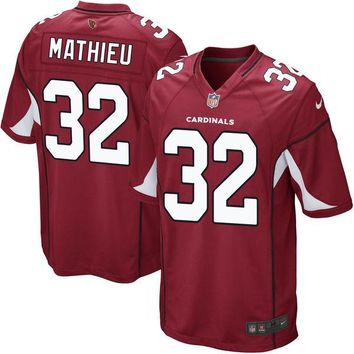 Mens Arizona Cardinals Tyrann Mathieu Nike Cardinal Game Jersey