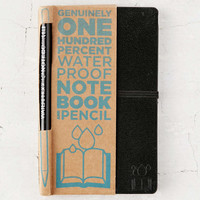 Waterproof Pencil + Notebook - Urban Outfitters
