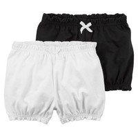 2-Pack Bubble Shorts