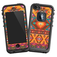 "Aztec Tribal ""Protective Decal Skin"" for LifeProof fre iPhone 5/5s Case"