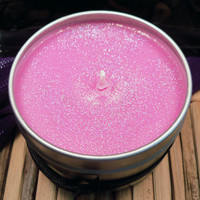 GODDESS CANDLE Signature Soy Candle of Scentual Goddess - Honor the Goddess Within You