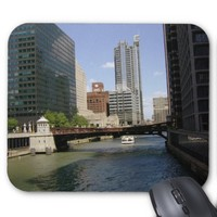 Another One For Downtown Chicago Mousepad