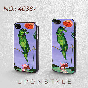 Phone Cases, iPhone 5 Case, iPhone 5s Case, iPhone 4 Case, iPhone 4s case, Haunted Mansion Stretching, Case for iphone, Case No-387