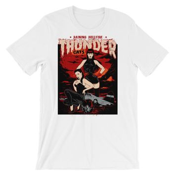 Thunder Cats Short-Sleeve Unisex T-Shirt