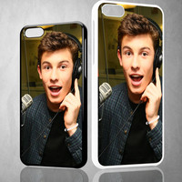 Shawn Mendes Y1145 iPhone 4S 5S 5C 6 6Plus, iPod 4 5, LG G2 G3 Nexus 4 5, Sony Z2 Case