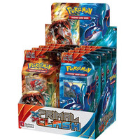Pokemon TCG: XY 5 Primal Clash Theme Deck Card Game-One Deck at Random