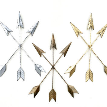 Tribal Decor, Arrow Decor, Arrow Decoration, Arrow Wall Art, Arrow Wall Decor, Arrow Wall Hanging, Tribal Native American Arrow, Arrow Art