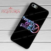 twenty one pilots Galaxy nebula-1nna for iPhone 6S case, iPhone 5s case, iPhone 6 case, iPhone 4S, Samsung S6 Edge