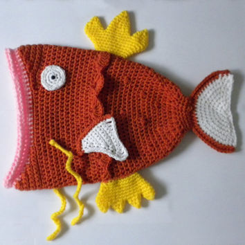 Pokemon Magikarp Fish Hat