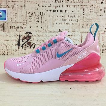 Nike Air Max 270 Pink Running Shoes - Best Deal Online 5dff8cff5