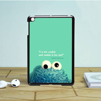 Cookie Monster IPad Mini 1 2 Case Auroid