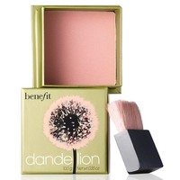 Benefit Dandelion Pink Box O' Powder with Brush at HSN.com