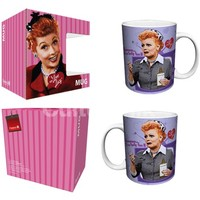 I Love Lucy Vitameatavegamin Boxed Coffee Cup | LucyStore.com