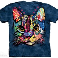 New PATCHES THE CAT, DEAN RUSSO T SHIRT