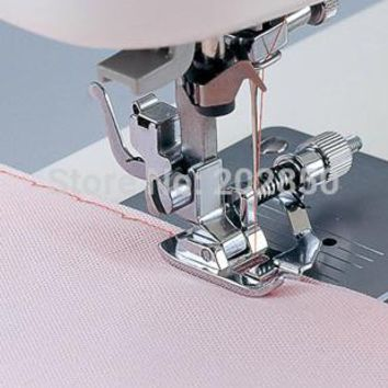 Multi-Function Sewing Machine Blind Stitch Foot,Compatible With Brother,Janome,Singer