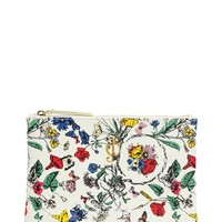 Tangled Garden Collection Pouch by Juicy Couture