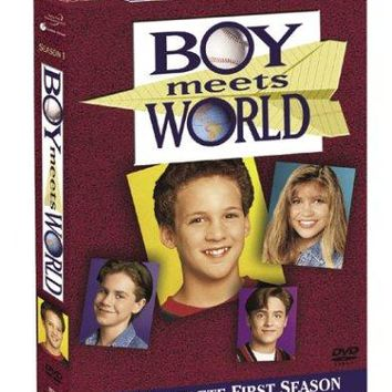 BOY MEETS WORLD - THE COMPLETE F