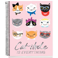Catitude is Everything Notebook