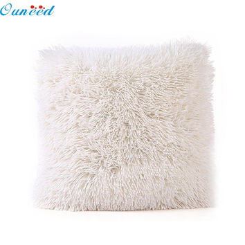 Homey Design Comfortable Pillow Case Couch Waist Throw Pillow cover Home  Decorative Pillowcase Free Shipping JA12