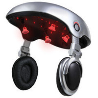The Hands Free Hair Rejuvenator - Hammacher Schlemmer