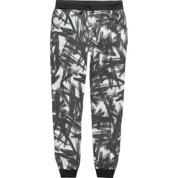 Elwood Paint Brush Boys Jogger Pants Black/White  In Sizes