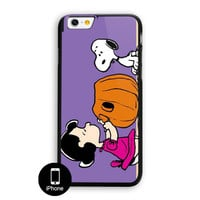 Snoopy Halloween Give iPhone 6 Case