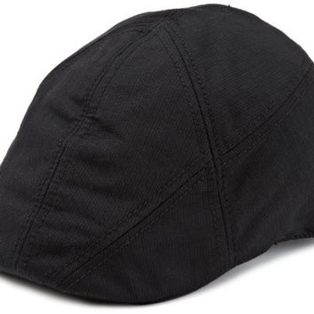 Goorin Bros. Men's Burbank Newsboy Hat, Black, Medium