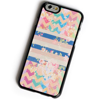 iPhone 6 Case Geometric with Floral pattern.