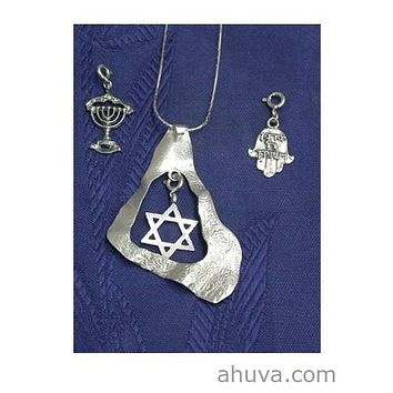 Window To Israel Necklace