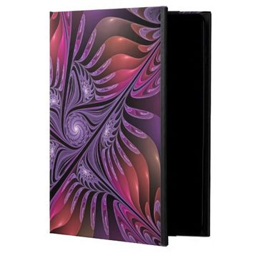 Colorful Fantasy, Abstract Fractal Art Powis iPad Air 2 Case