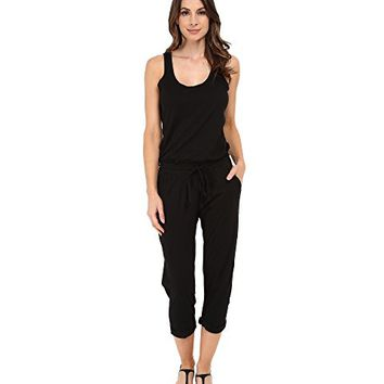 Michael Stars Cotton Modal Tank Jumpsuit