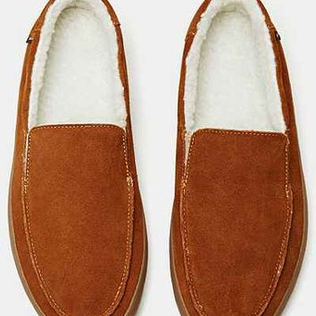 Vans Fleece- Lined Bali Slip-On Shoe - Urban Outfitters