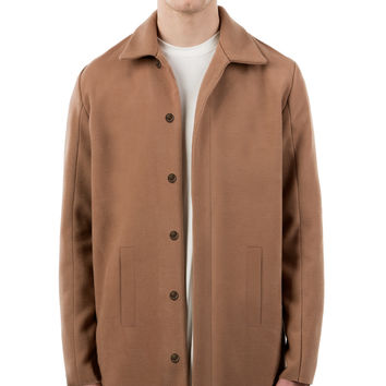 ELEMENT WOOL OVERCOAT