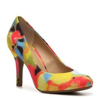 Kelly & Katie Isabel Floral Fabric Pump
