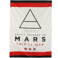 30 Seconds To Mars Poster Flag