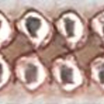 Mill Hill Antique Glass Seed Beads 2.5mm 2.63g-Platinum Rose