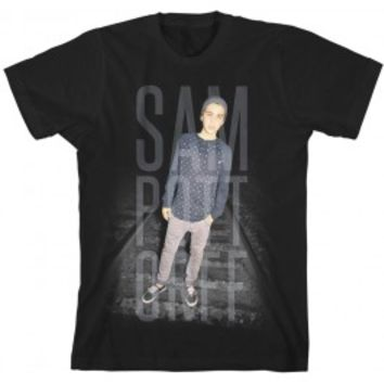MAGCON Official Store - SP Train Tracks T-Shirt