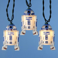Star Wars Novelty Christmas Lights - Officially Licensed